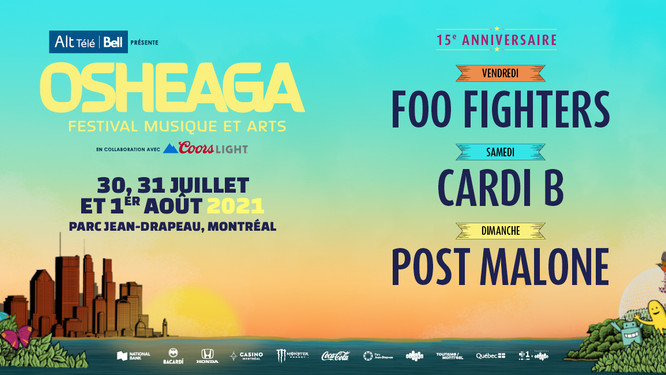 Osheaga Announced New Headliners for Its 15th Anniversary