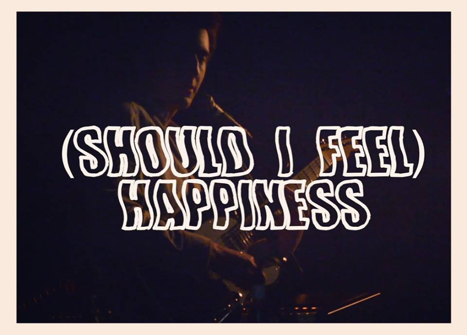 Single Premiere: (Should I Feel) Happiness by Sweet Daydream