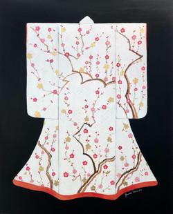 Japanese Wedding Kimono #1