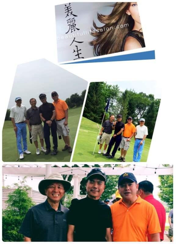 Golf Sponsor - Beautiful Life Salon
