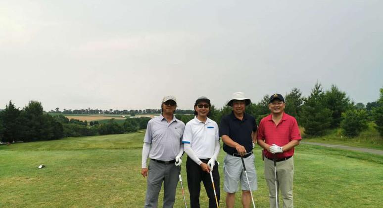 Golfer Team