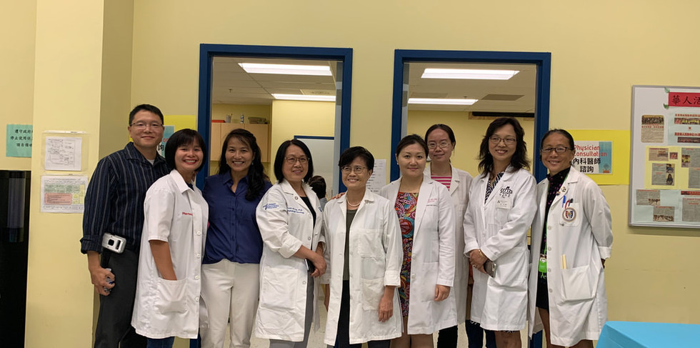 Volunteer Physicians and Pharmacists