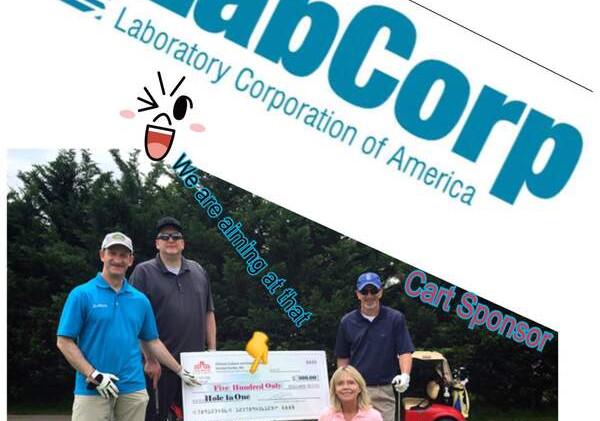Golf Cup Sponsor - Lab Co