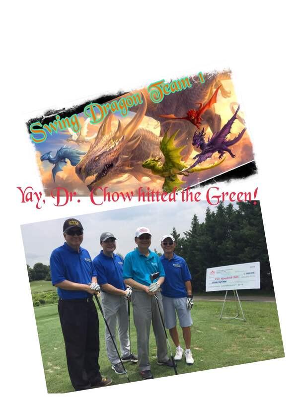 Golf Cup Sponsor - Swing Dragon Team