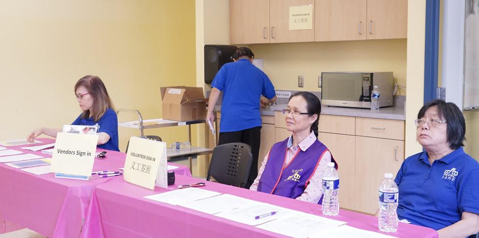 Health Fair Registration