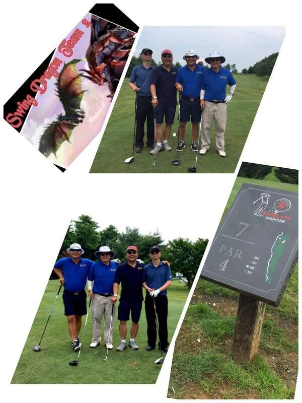 Golf Sponsor - Swing Dragon