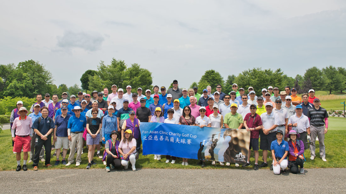 Golf Cup Group Photo