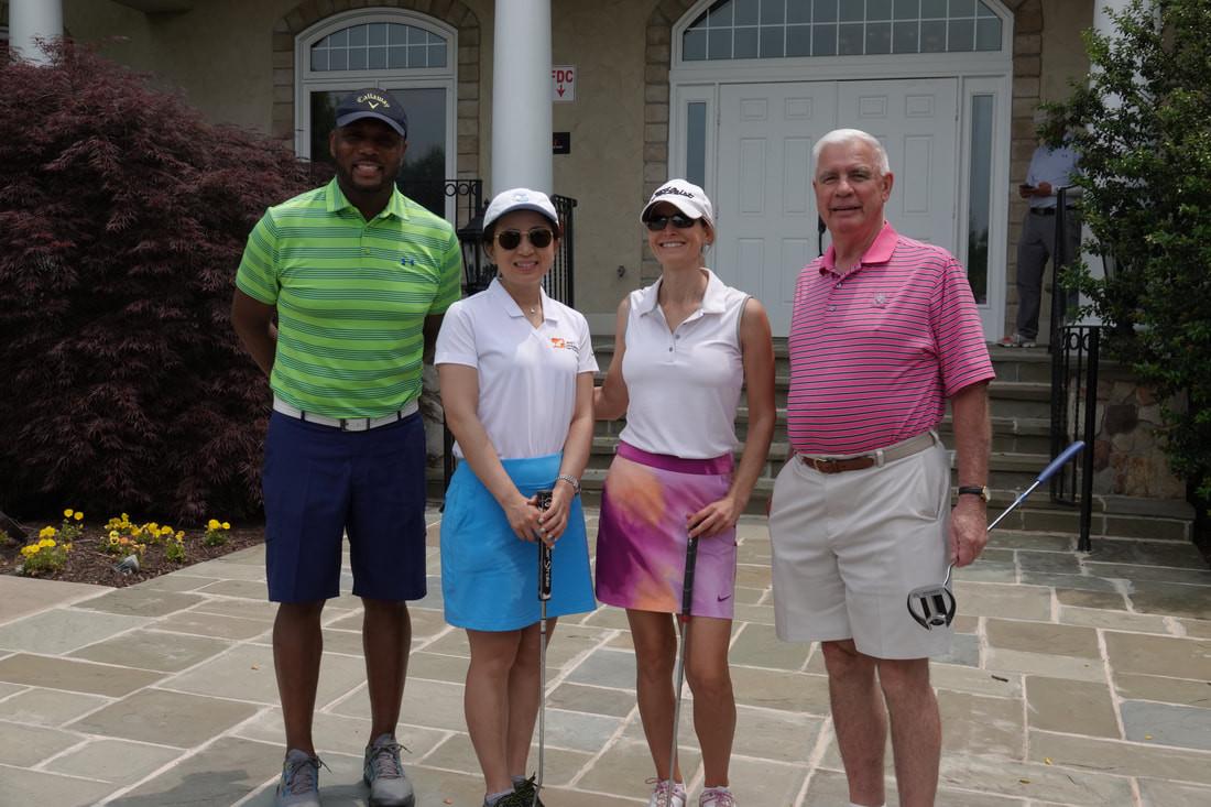 Golfer Team - T&T Consul