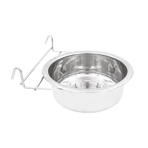 Coop Cup Pet Bowl with Hook Holder