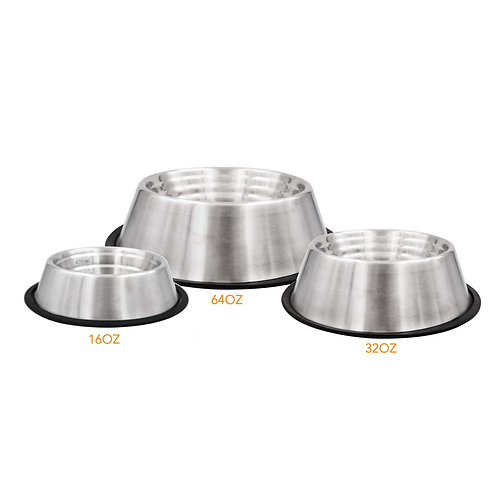Capacity Measurement Non Tip Dish