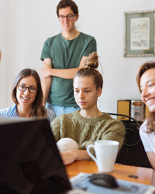 people-looking-at-laptop-computer-159539