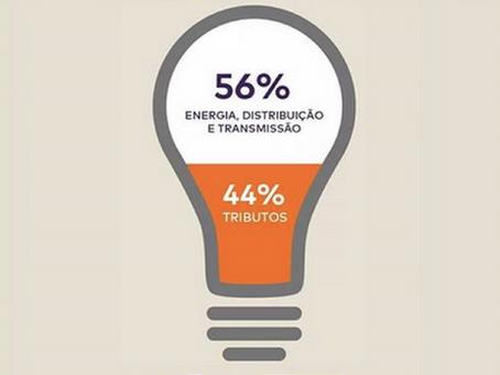 UMA LUZ NA SUA CONTA DE ENERGIA: ECONOMIA DE ATÉ 15%