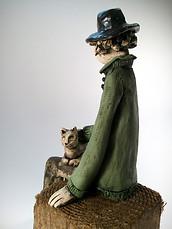 Alex and his Cat