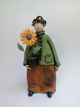 The Sunflower Man