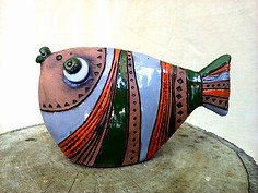 Red Clay Fish