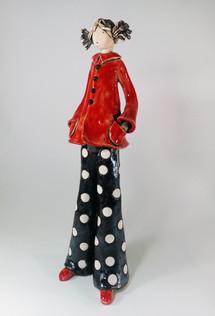 Red Coat Girl