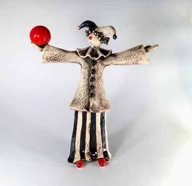 The Red Ball Clown I