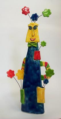 Funny Flower Boy
