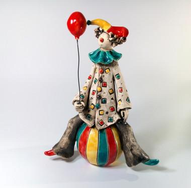 The Ball Clown