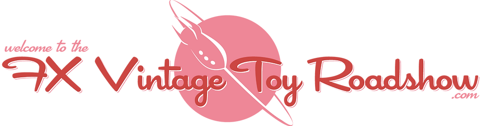 Image result for fx vintage toy roadshow