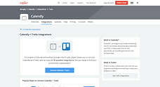 Zapier's Long-tail Keyword Landing Pages