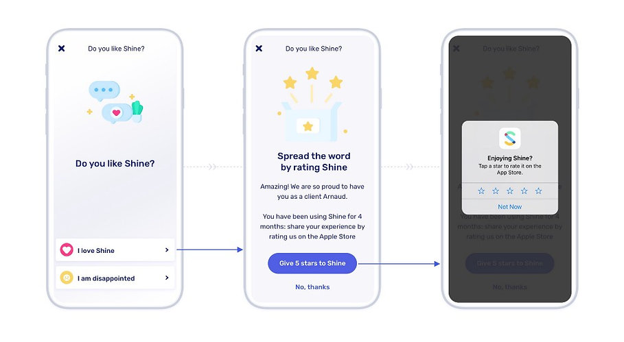 How we've increased our store rating to 4.9🌟