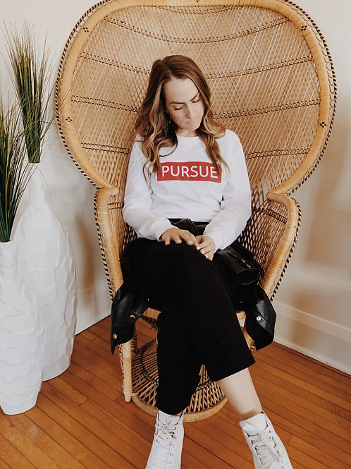 Pursue Long Sleeve (Unisex)