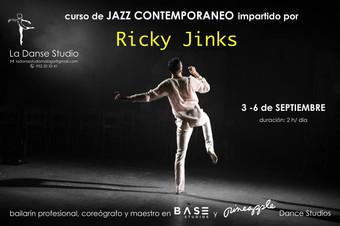20180611_TALLER Ricky Jinks_Verano 2018.