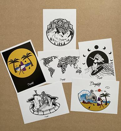 A5 Art Prints