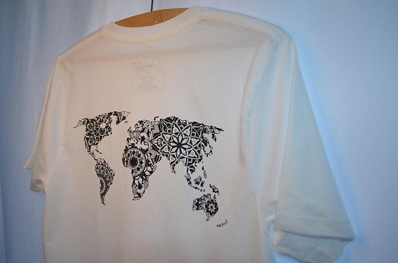 Mandala Map T-shirt