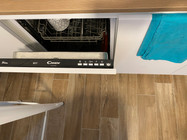 Dishwasher in the kitchen...