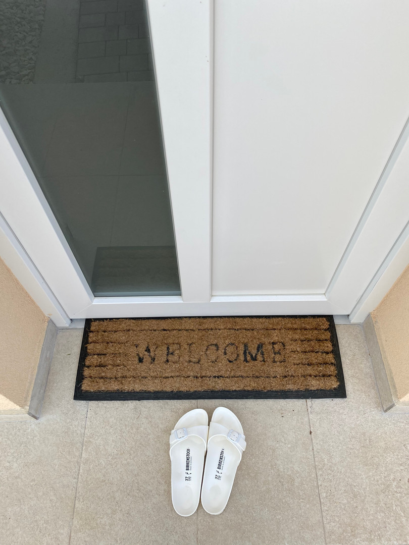 Welcome home away from your home...