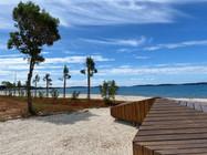 Beach in Peroj...