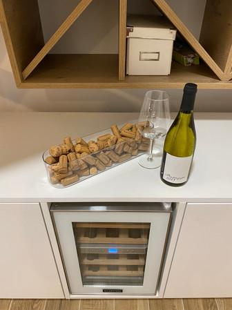 Wine corner...