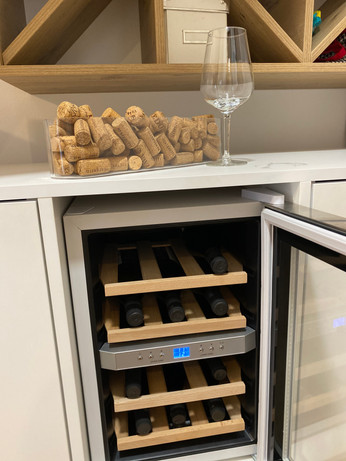 Wine cabinet...