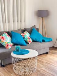 Living room area...