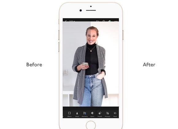 De 'Sophisticated Presets' voor Lightroom Mobile & Desktop
