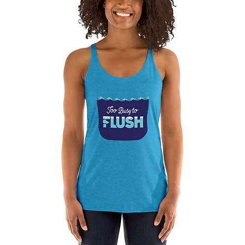 Ladies' Water Bowl Racerback Tank