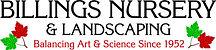 Billings Nursery & Landscaping logo no t