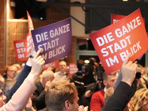 Online stattfinden - Mehr unkonventionelle Beteiligungskultur in der SPD