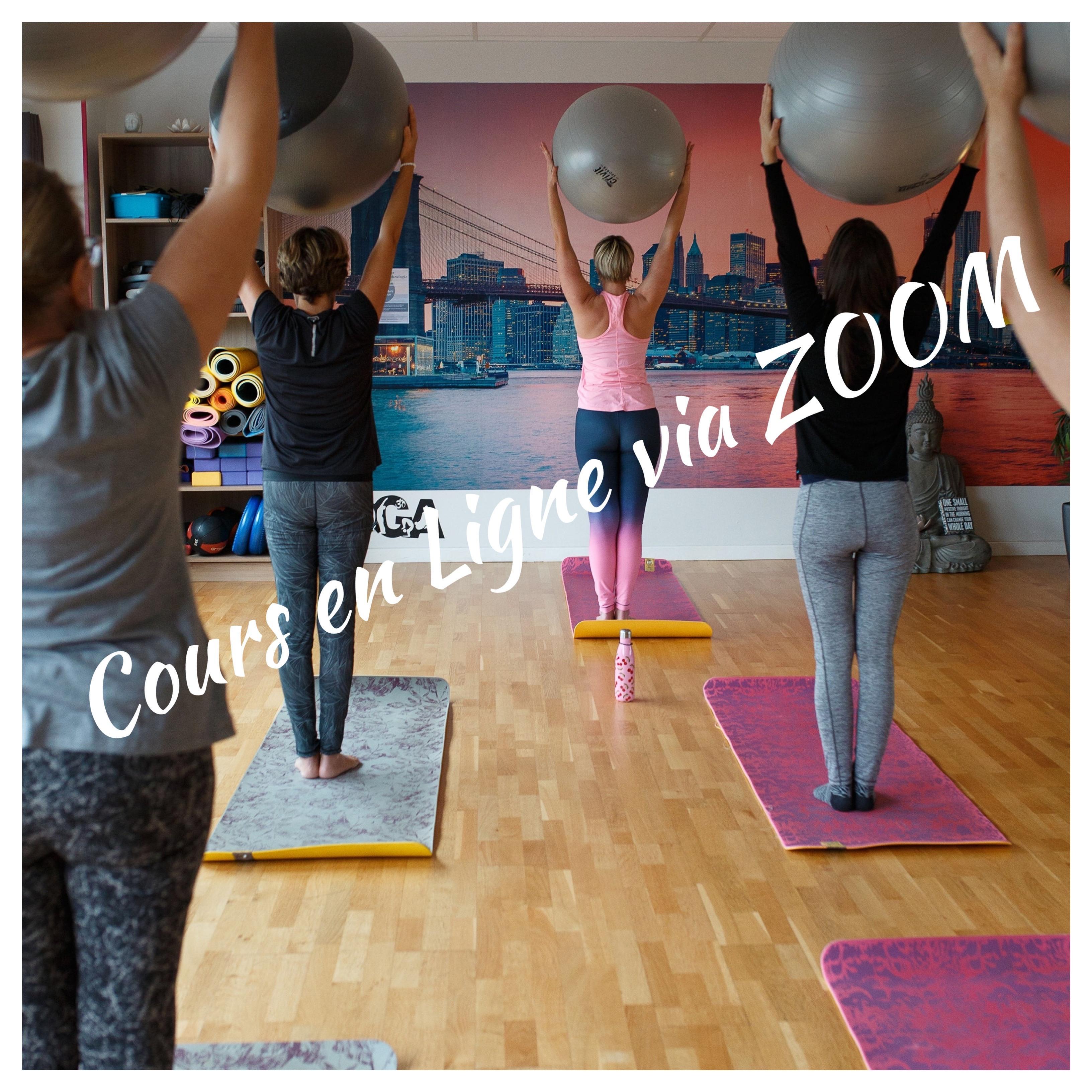 Pilates En Ligne
