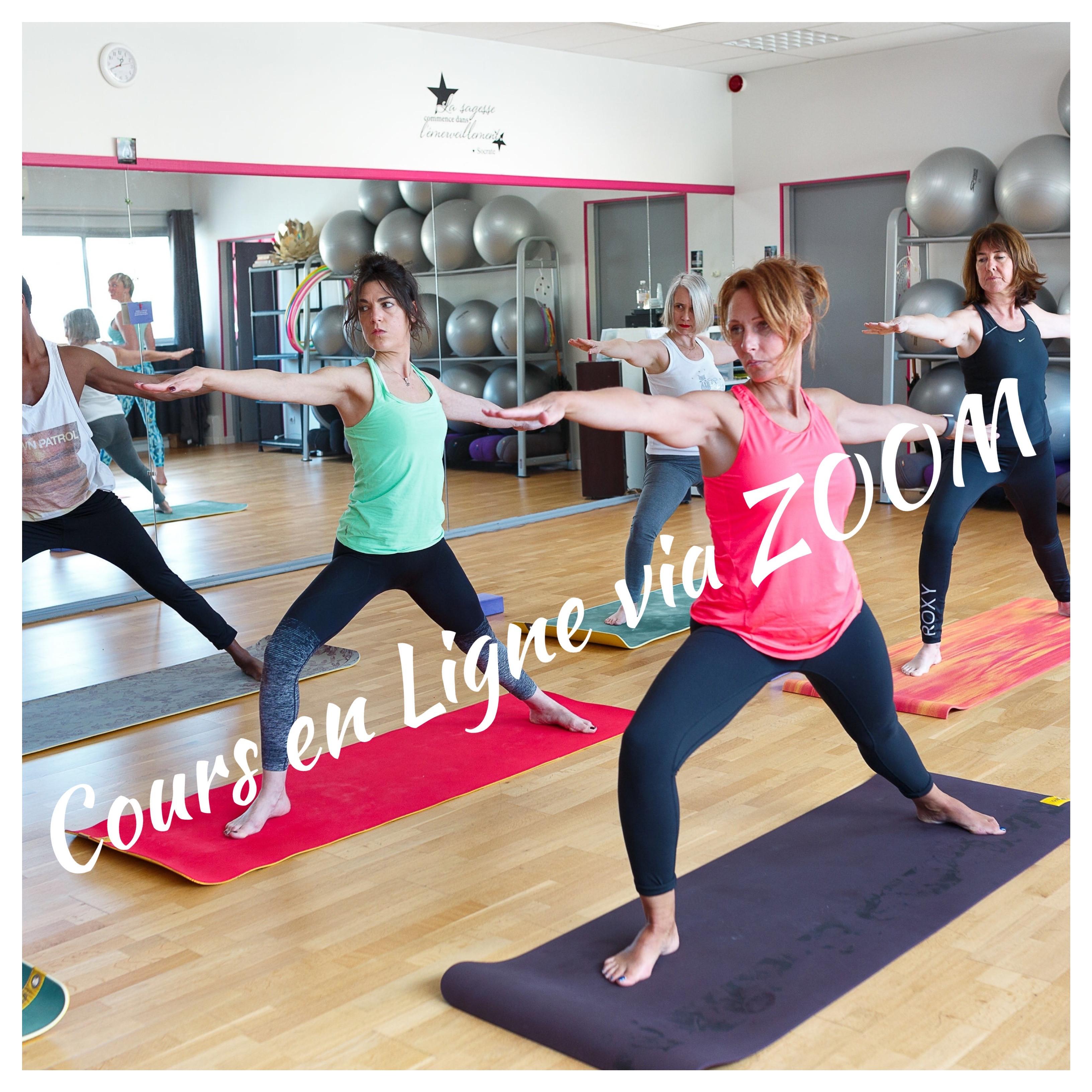 Yoga Dynamique En Ligne