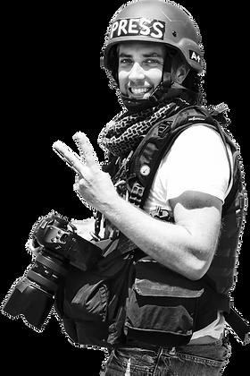 Da in Gaza during the war 2014