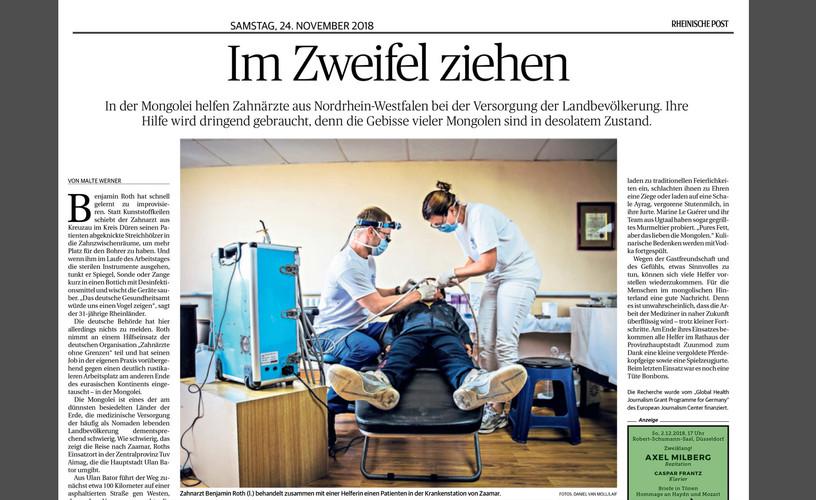 Rheinische Post (24/08/18)