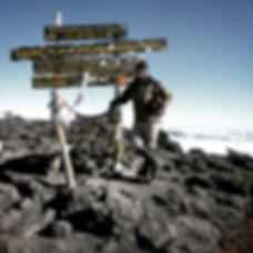 Da in Mount Kilimanjaro