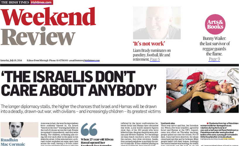 Irish Times (19/07/14)