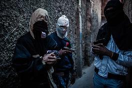 Kidnappin Gang in Caracas, Venezuela