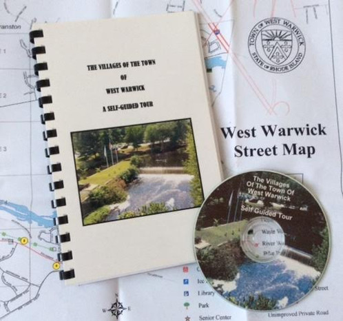 The Villages of the Town of West Warwick A SelfGuided Tour pvphs