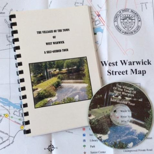 The Villages of the Town of West Warwick: A Self-Guided Tour