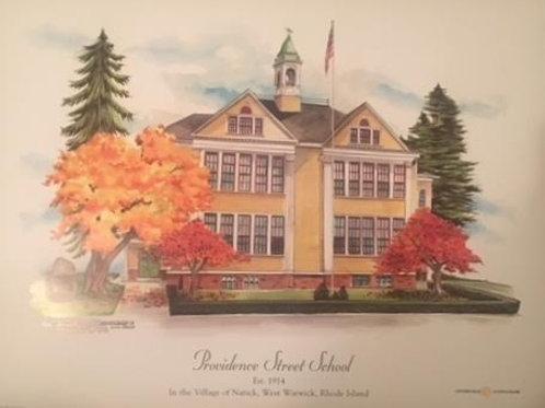Providence Street School, West Warwick, RI